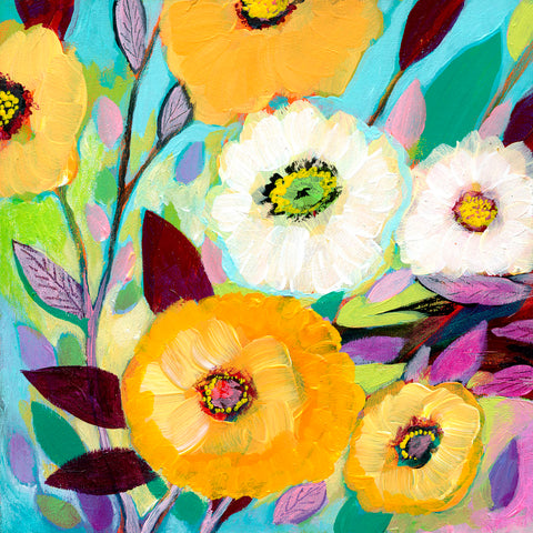Candy Flower Garden -  Jennifer Lommers - McGaw Graphics