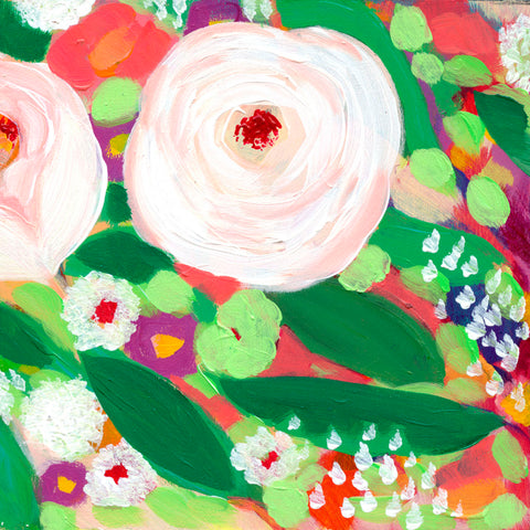 Fizzy Flower Garden -  Jennifer Lommers - McGaw Graphics
