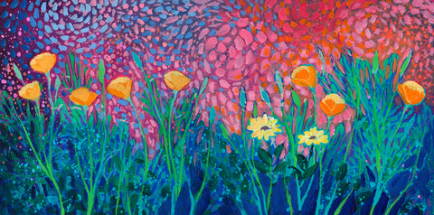 Poppies at Twilight -  Jennifer Lommers - McGaw Graphics