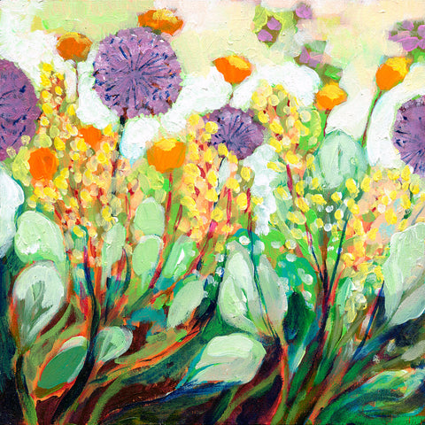 Spring Garden Surprises II -  Jennifer Lommers - McGaw Graphics