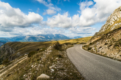 Road to Durmitor -  Oleg Lugovskoy - McGaw Graphics