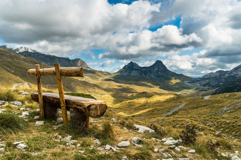 Durmitor Saddle Mountain -  Oleg Lugovskoy - McGaw Graphics