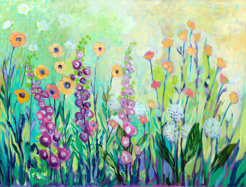 Spring Flowers -  Jennifer Lommers - McGaw Graphics