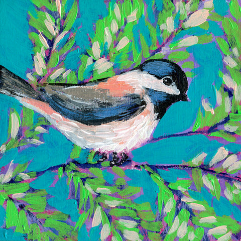 Chickadee I - McGaw Graphics