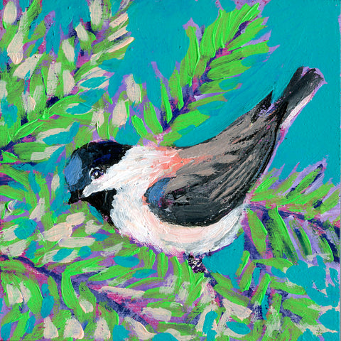 Chickadee II - McGaw Graphics