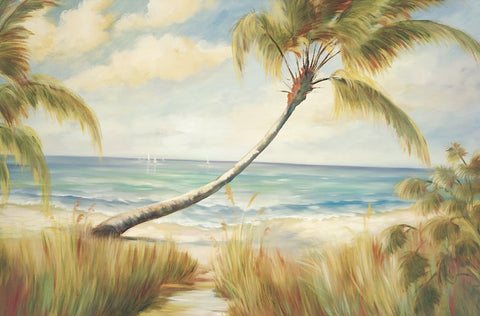 Marc Lucien - Shoreline Palms I