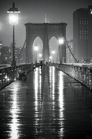 Brooklyn Bridge -  Oleg Lugovskoy - McGaw Graphics