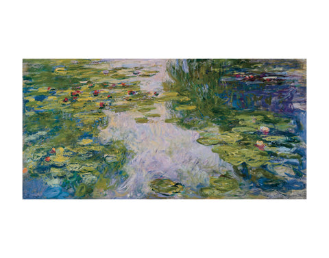 Water Lilies, 1917/1919 -  Claude Monet - McGaw Graphics