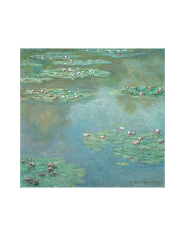 Water Lilies (II), 1907 -  Claude Monet - McGaw Graphics
