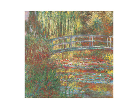 The Water Lily Pond, 1900 -  Claude Monet - McGaw Graphics
