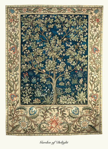 William Morris - Garden of Delight