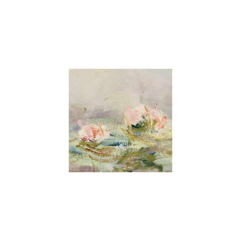 Waterlily Pond, 1908 (detail I) -  Claude Monet - McGaw Graphics