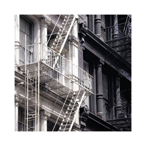 Fire Escape -  Metro Series - McGaw Graphics