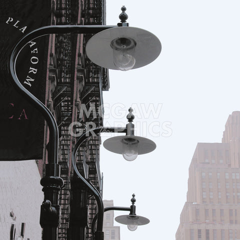 Lamps -  Metro Series - McGaw Graphics