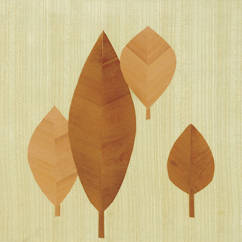 Leaf II -  Pyper Morgan - McGaw Graphics