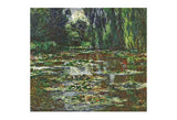 The Bridge Over the Water Lily Pond, 1905 -  Claude Monet - McGaw Graphics