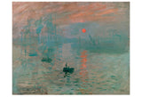 Impression, Sunrise -  Claude Monet - McGaw Graphics