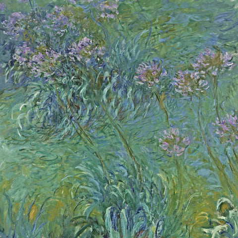 Jewelry lilies -  Claude Monet - McGaw Graphics
