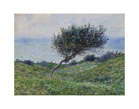 Sea Coast at Trouville -  Claude Monet - McGaw Graphics