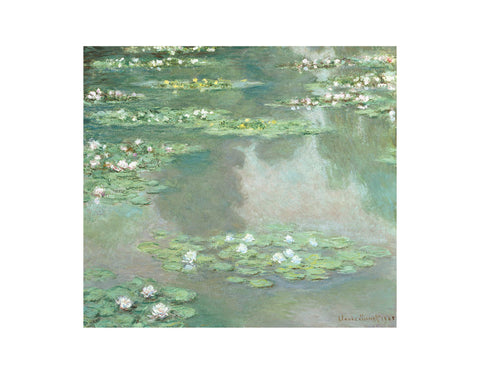 Water Lilies (I), 1905 -  Claude Monet - McGaw Graphics