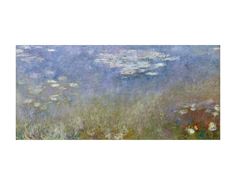 Water Lilies, c. 1915-1926 -  Claude Monet - McGaw Graphics