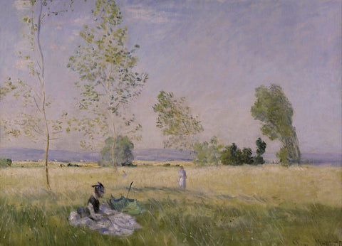 Claude Monet - Summer, 1874