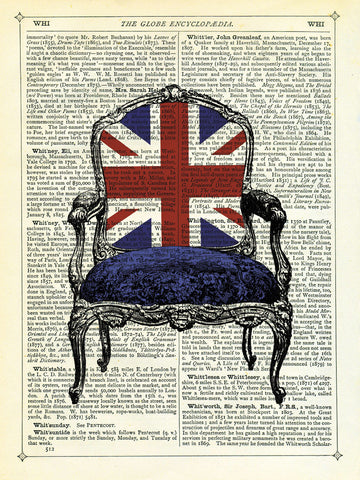 Union Jack Chair -  Marion McConaghie - McGaw Graphics