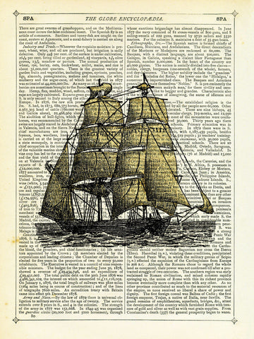 Set Sail -  Marion McConaghie - McGaw Graphics
