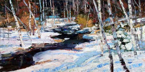 Robert Moore - First Thaw