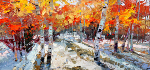 Robert Moore - Autumn Meets Winter