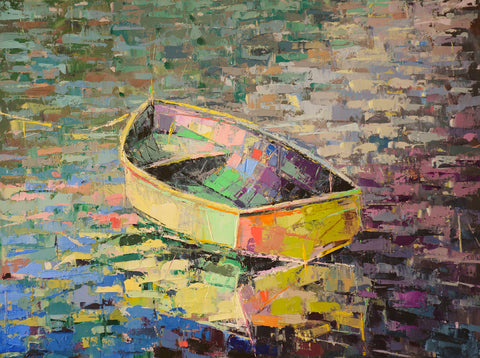 Boat 31 -  Kim McAninch - McGaw Graphics