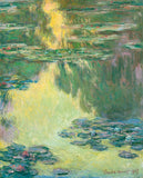 Claude Monet - Waterlilies, 1907