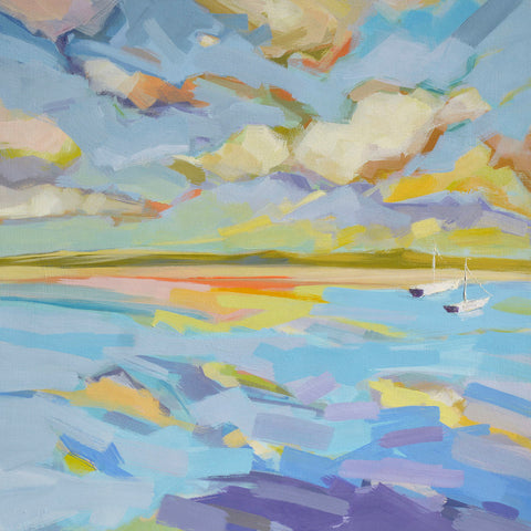 Kim McAninch - Seascape Triptych (right)