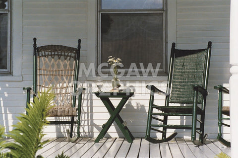 Front Porch -  Orah Moore - McGaw Graphics