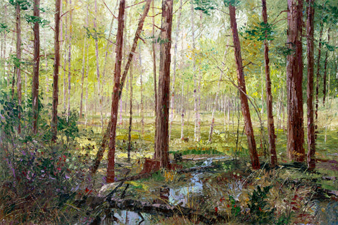 Robert Moore - Forest Edge