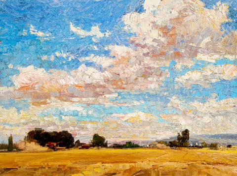 Robert Moore - August Harvest