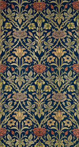 Rose and Lily, 1893 -  Morris & Co. - McGaw Graphics