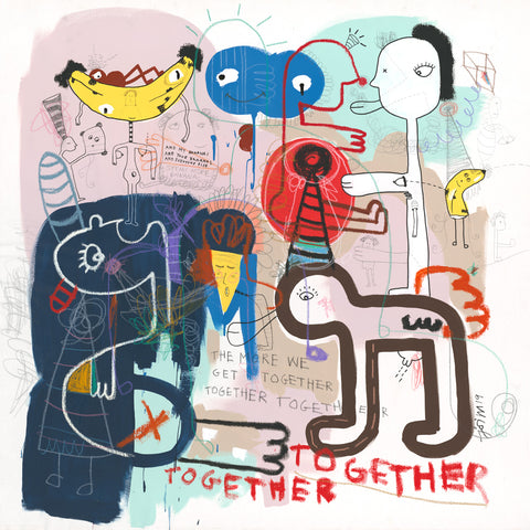 Together Together -  Joi Murugavell - McGaw Graphics