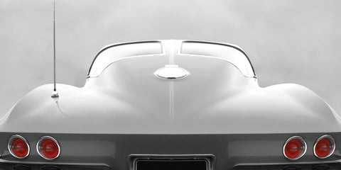 Classic Car Detail: 1963 Split -  Matthew McCarthy - McGaw Graphics