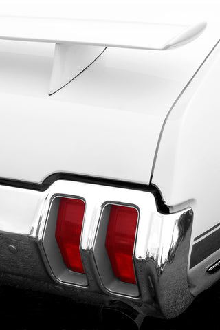 Classic Car Detail: Oldsmobile 442 -  Matthew McCarthy - McGaw Graphics