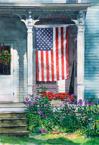 American Farmhouse -  Stan Myers - McGaw Graphics
