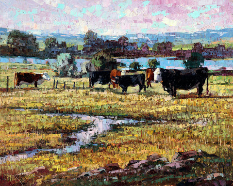 Home on the Range -  Robert Moore - McGaw Graphics
