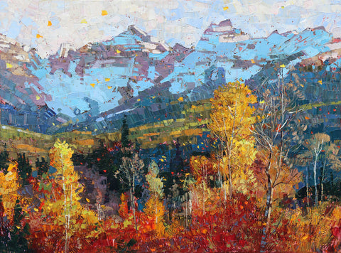 Autumn in the Rockies -  Robert Moore - McGaw Graphics