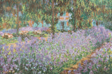 The Artist's Garden at Giverny -  Claude Monet - McGaw Graphics