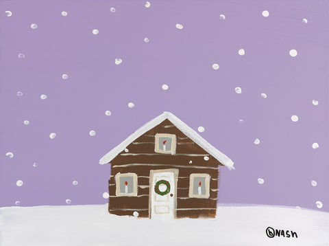 Home for the Holidays -  Brian Nash - McGaw Graphics