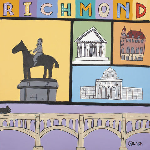 Brian Nash - Richmond