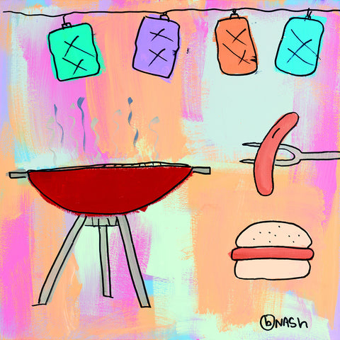 BBQ! -  Brian Nash - McGaw Graphics