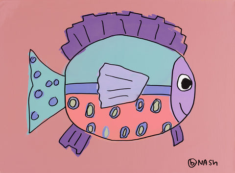 Fish 1 -  Brian Nash - McGaw Graphics