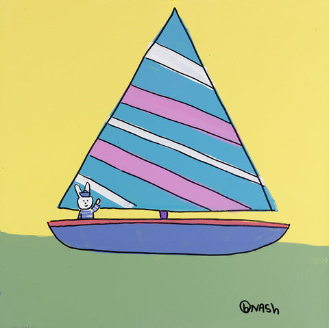 Sailboat -  Brian Nash - McGaw Graphics