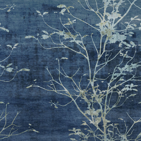 Mali Nave - Denim Branches III